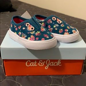 Cat and Jack multicolor/joyla Navy and flowers